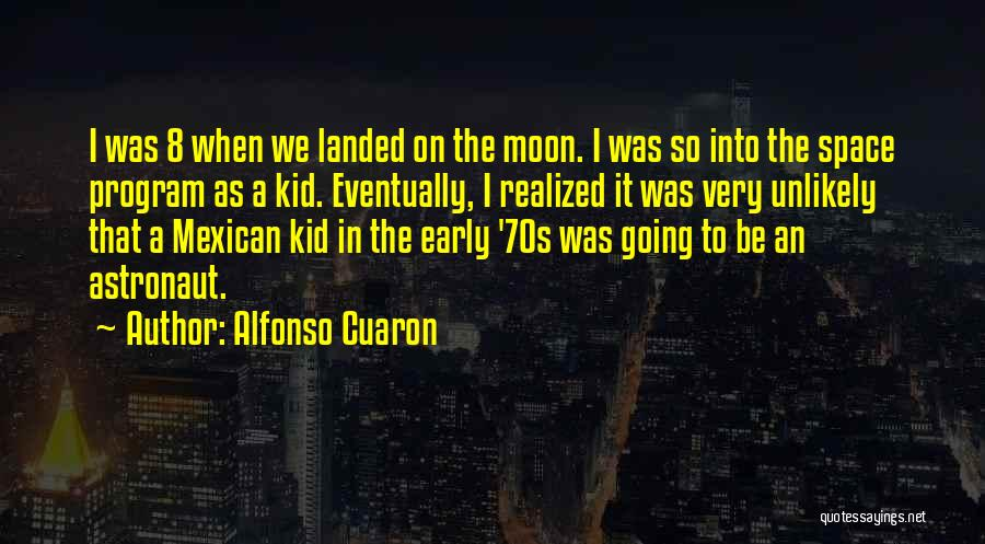 Alfonso Cuaron Quotes 1355680