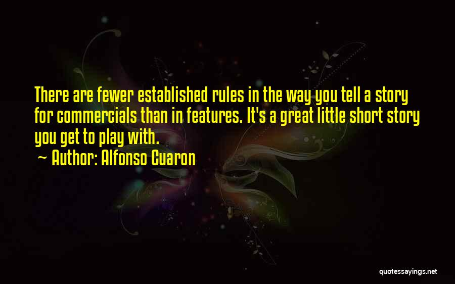 Alfonso Cuaron Quotes 1438940