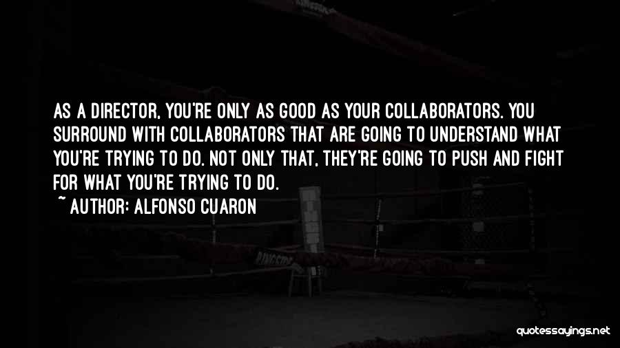 Alfonso Cuaron Quotes 1461981