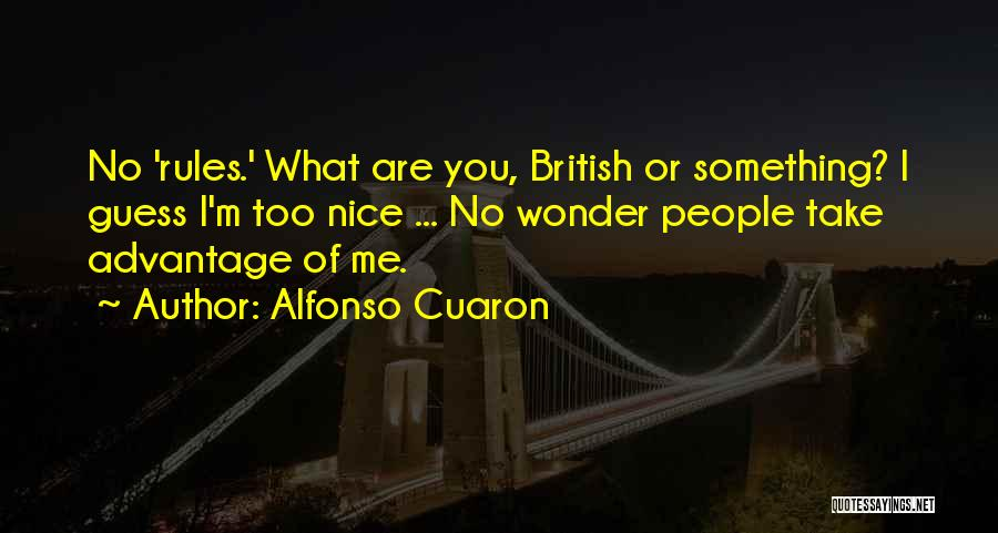 Alfonso Cuaron Quotes 1547474