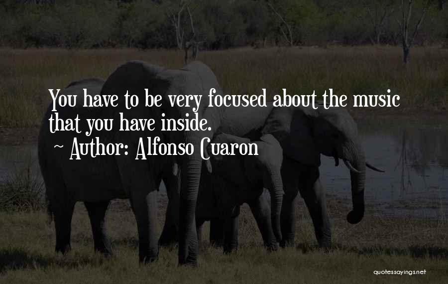 Alfonso Cuaron Quotes 1777143