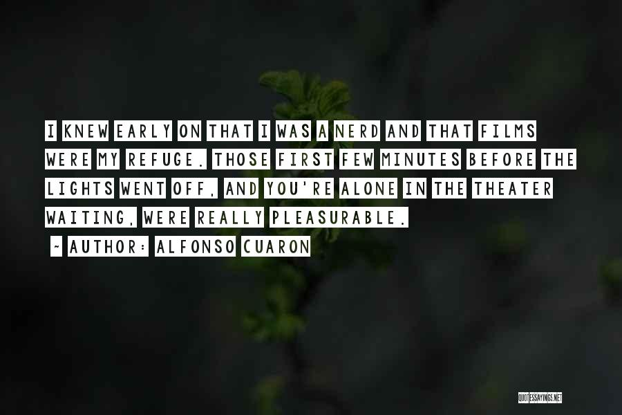 Alfonso Cuaron Quotes 1913069
