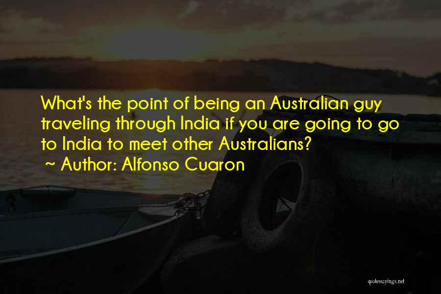 Alfonso Cuaron Quotes 1980264