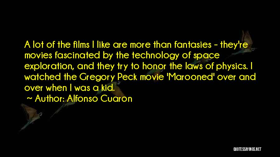 Alfonso Cuaron Quotes 2100462
