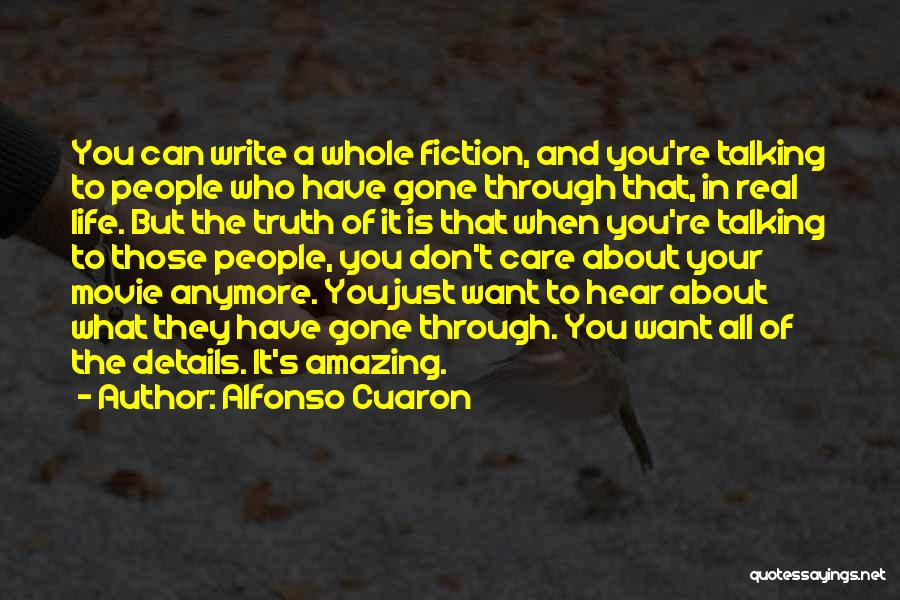 Alfonso Cuaron Quotes 363020
