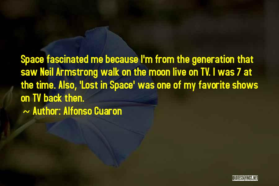 Alfonso Cuaron Quotes 416014