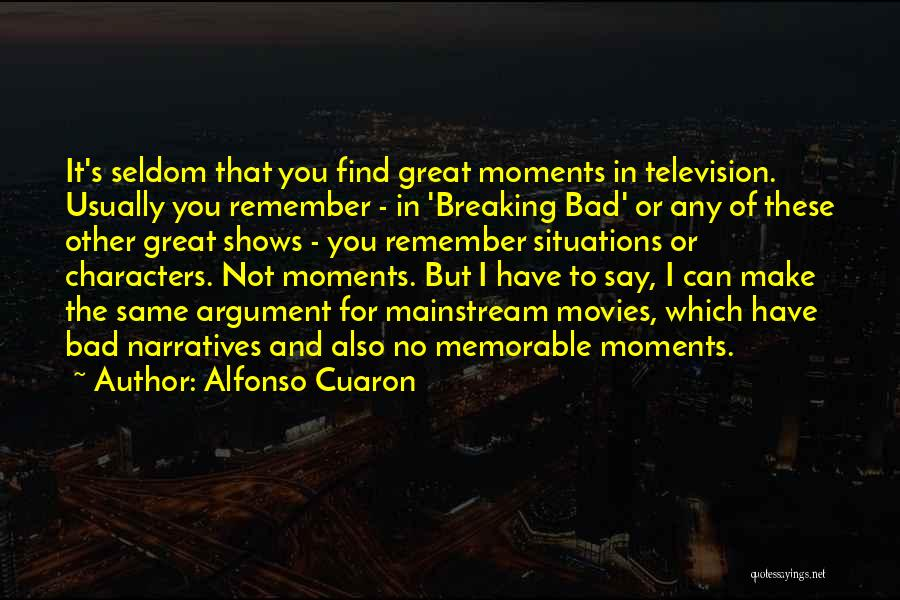 Alfonso Cuaron Quotes 425958