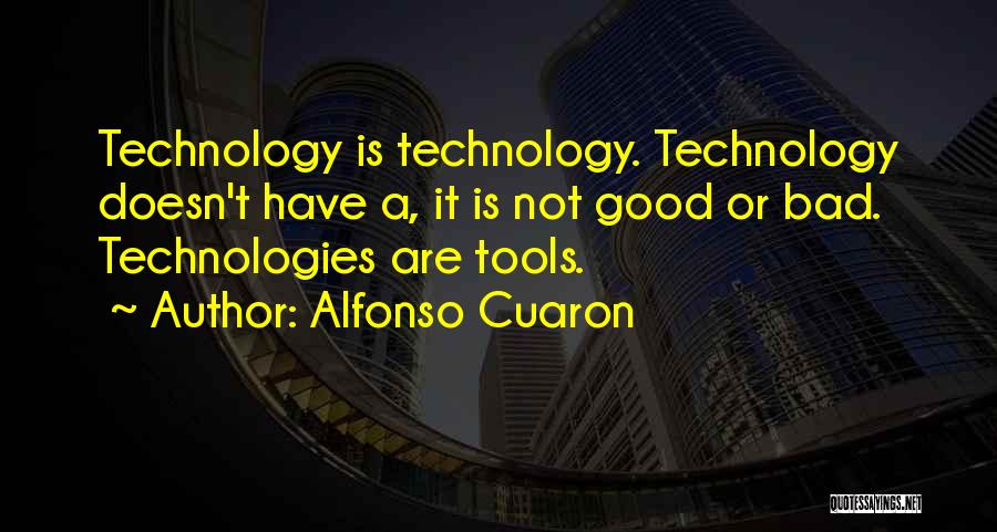 Alfonso Cuaron Quotes 454264