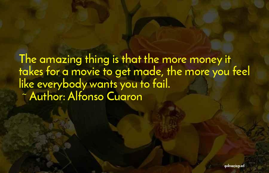 Alfonso Cuaron Quotes 532316