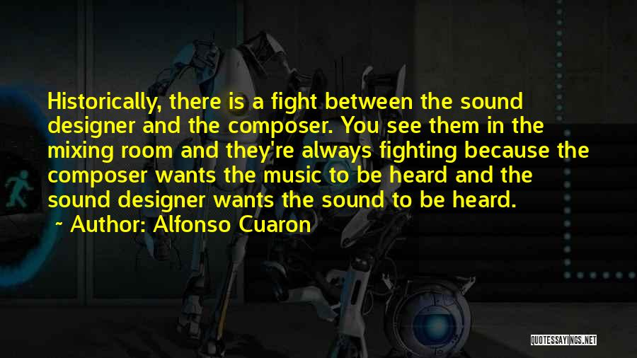 Alfonso Cuaron Quotes 646894