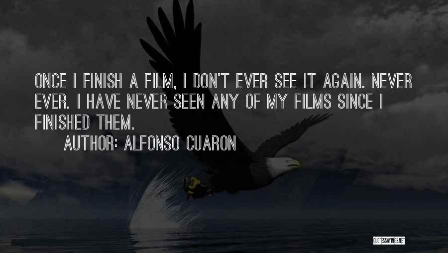 Alfonso Cuaron Quotes 900737