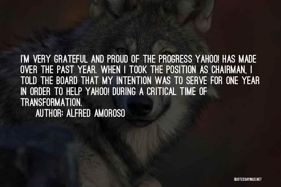 Alfred Amoroso Quotes 210998