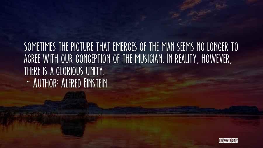 Alfred Einstein Quotes 450012