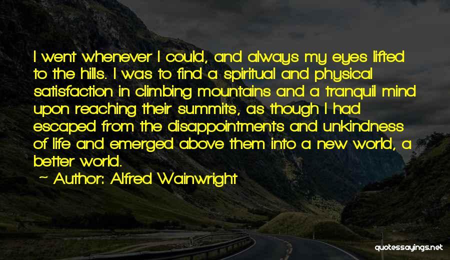 Alfred Wainwright Quotes 804121