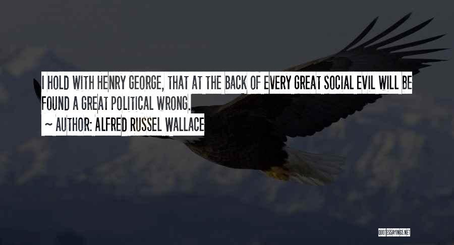 Alfred Wallace Quotes By Alfred Russel Wallace