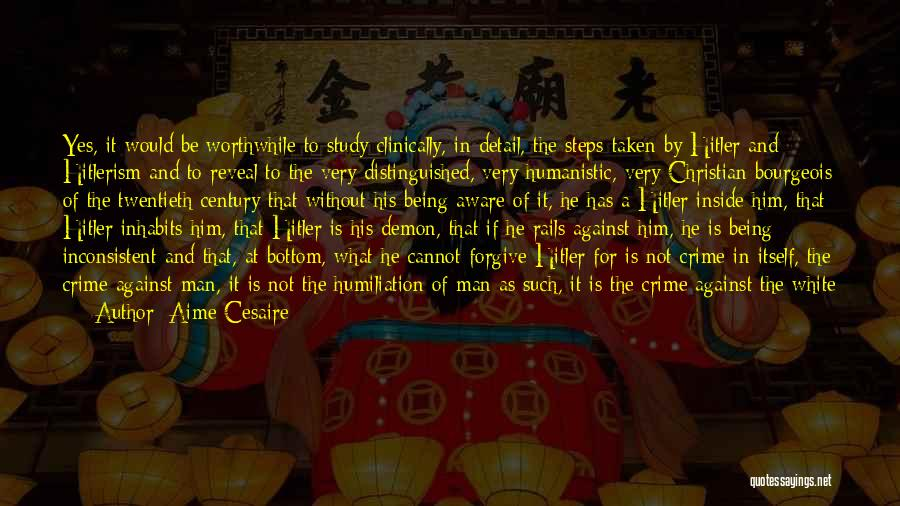 Algeria Quotes By Aime Cesaire