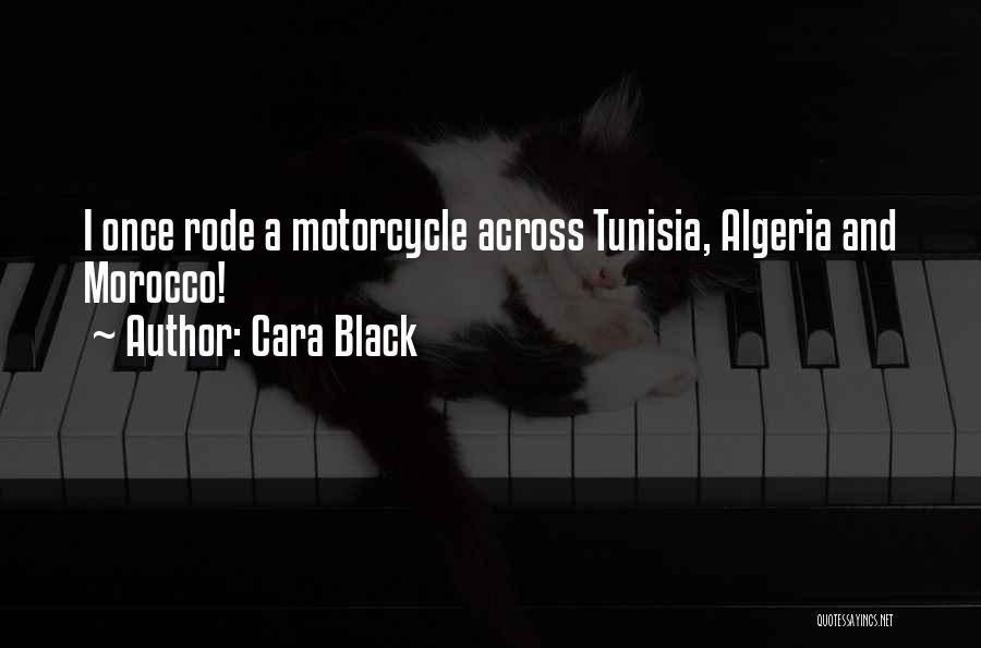 Algeria Quotes By Cara Black