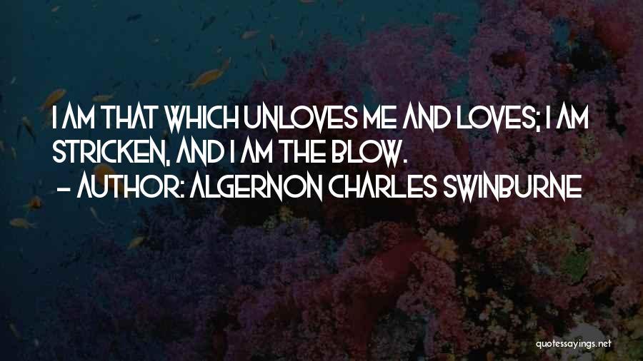 Algernon Charles Swinburne Quotes 101322
