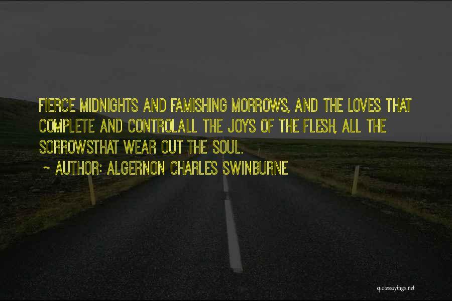 Algernon Charles Swinburne Quotes 1169987