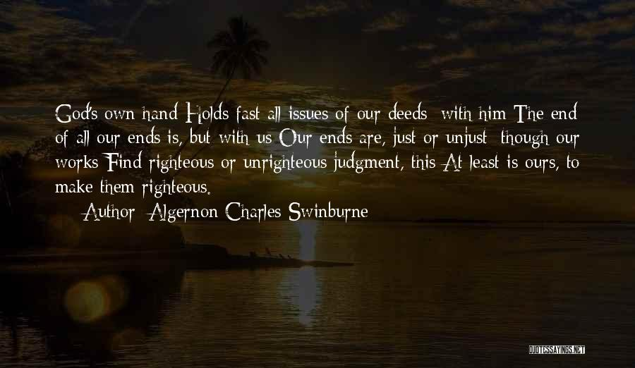 Algernon Charles Swinburne Quotes 1194456