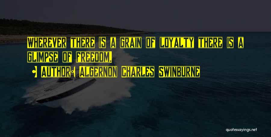 Algernon Charles Swinburne Quotes 1297037