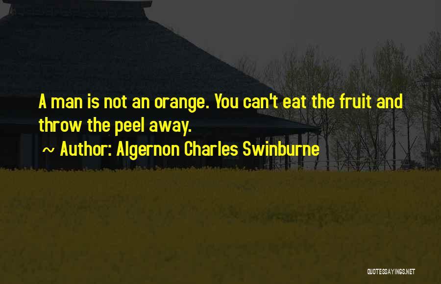 Algernon Charles Swinburne Quotes 1661751
