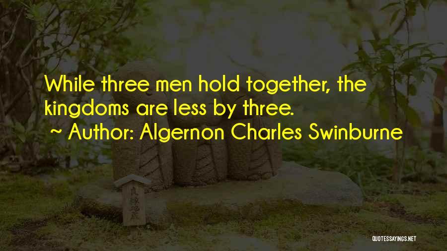 Algernon Charles Swinburne Quotes 1688215