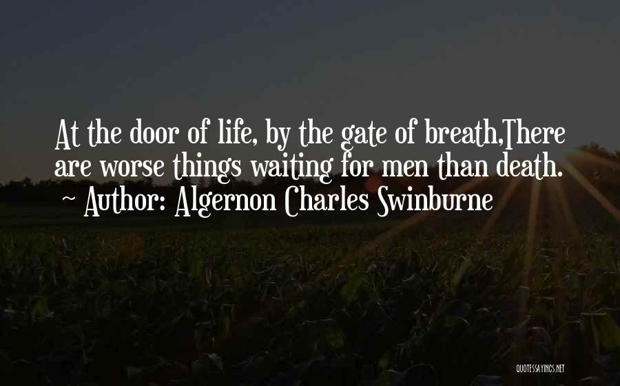 Algernon Charles Swinburne Quotes 1719574