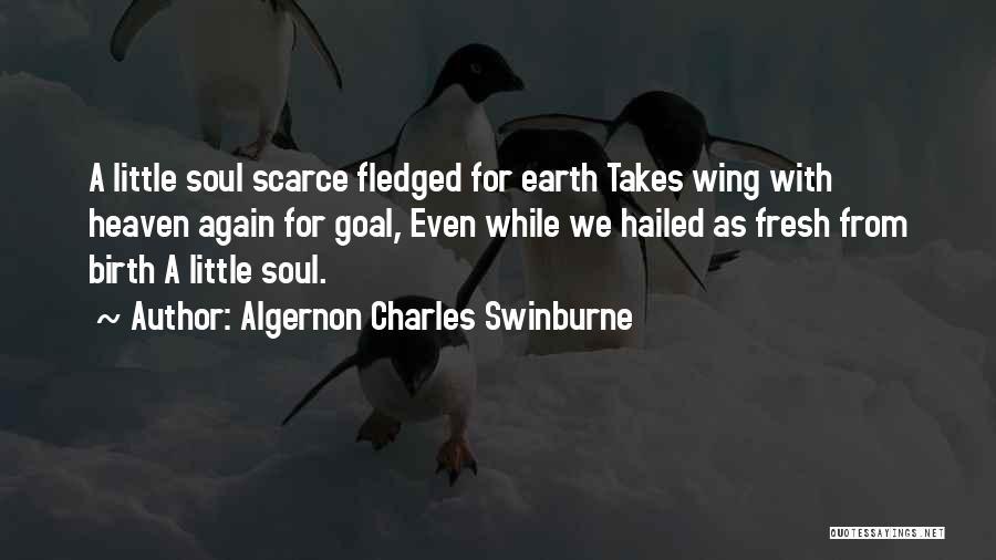 Algernon Charles Swinburne Quotes 1803224