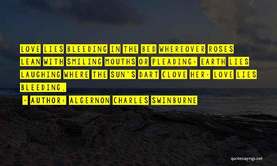 Algernon Charles Swinburne Quotes 2009163