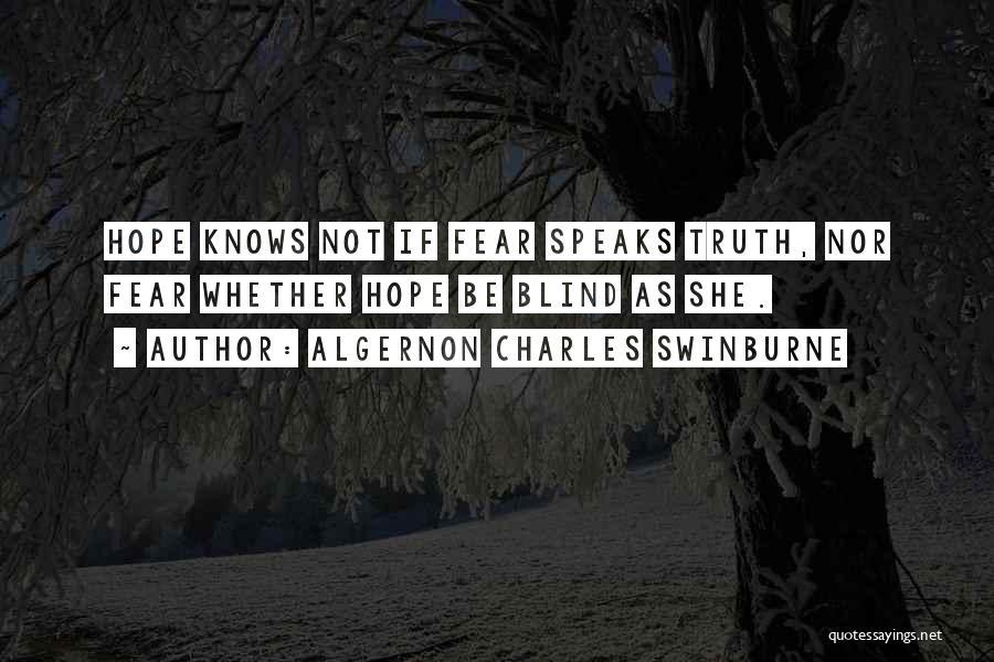 Algernon Charles Swinburne Quotes 2013602