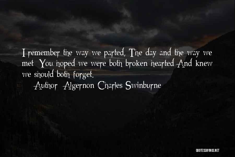 Algernon Charles Swinburne Quotes 2019782