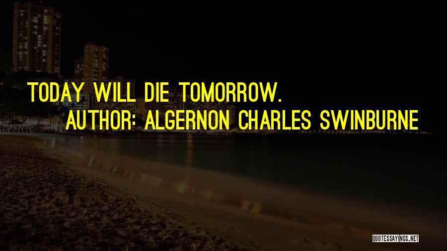 Algernon Charles Swinburne Quotes 2083077