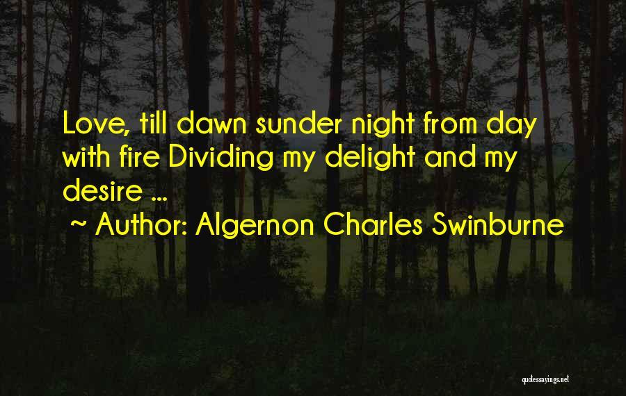 Algernon Charles Swinburne Quotes 2150687