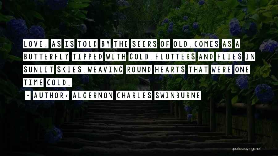 Algernon Charles Swinburne Quotes 2184762