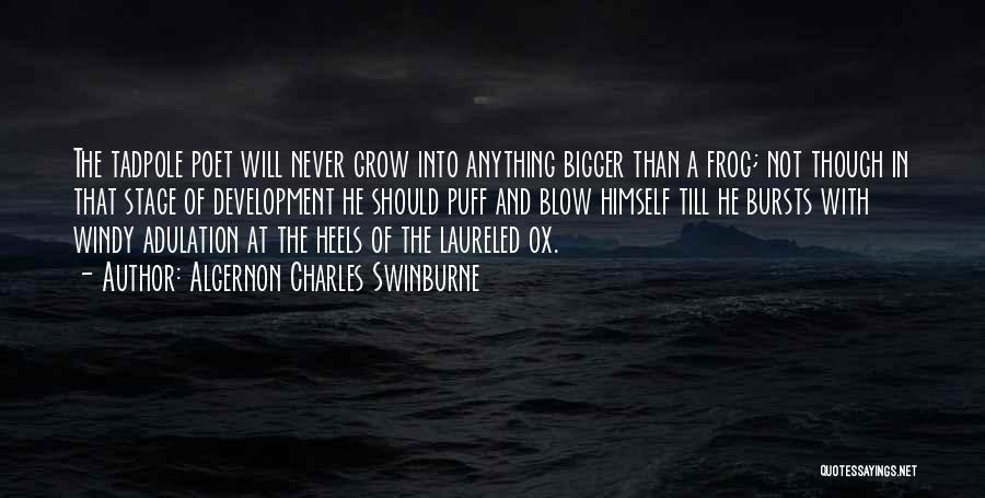 Algernon Charles Swinburne Quotes 261436