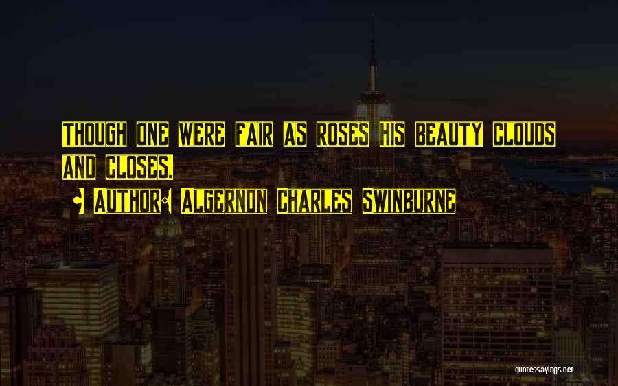 Algernon Charles Swinburne Quotes 308993