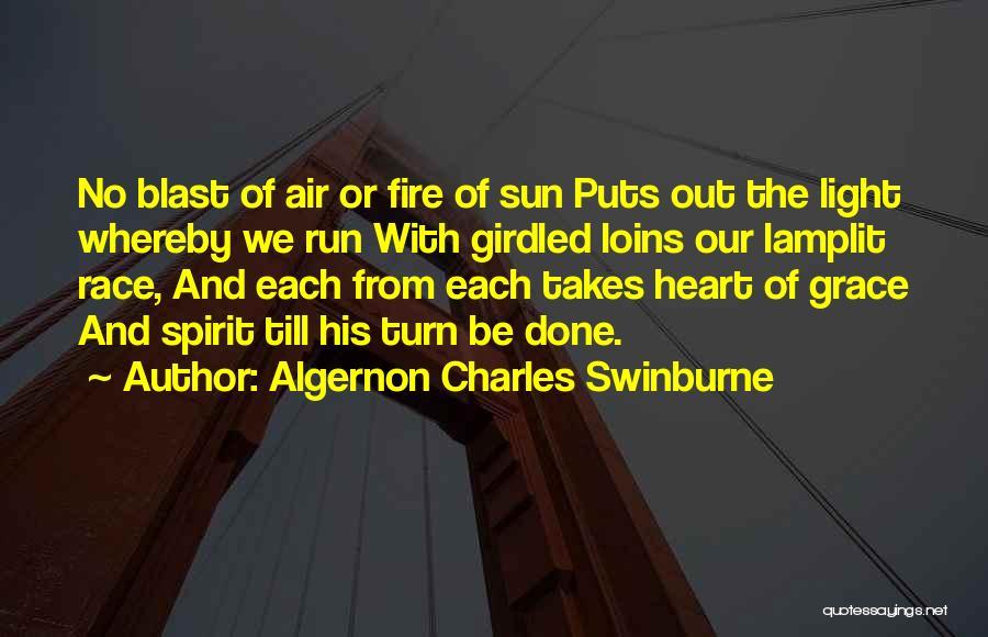 Algernon Charles Swinburne Quotes 365459