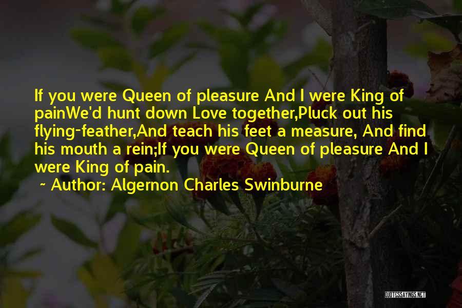 Algernon Charles Swinburne Quotes 611921