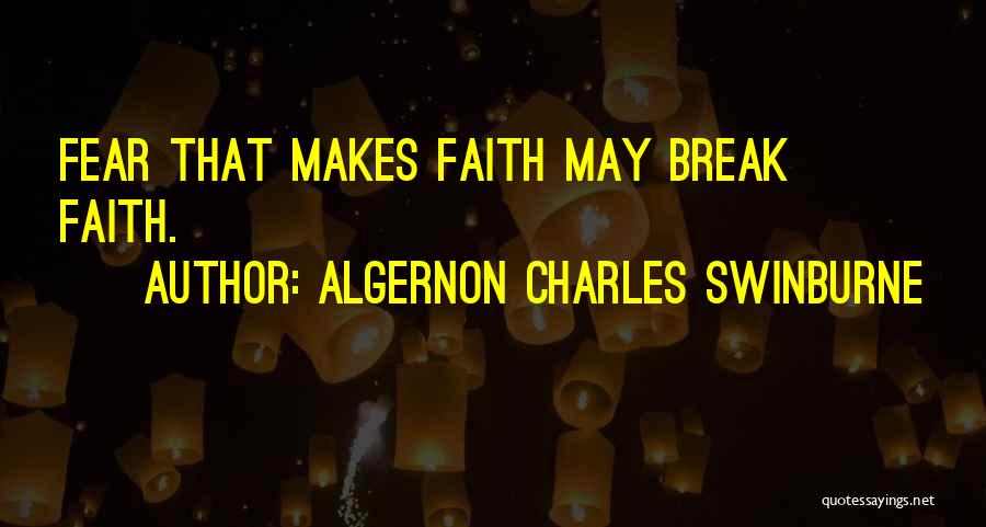 Algernon Charles Swinburne Quotes 708967