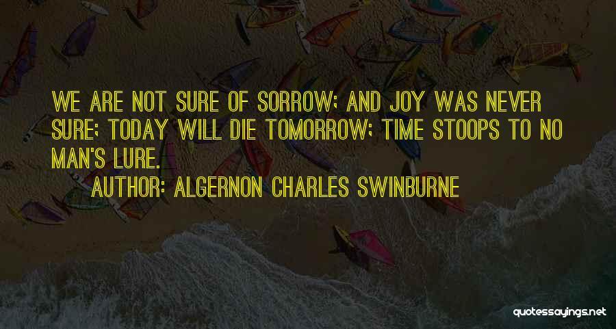 Algernon Charles Swinburne Quotes 719853