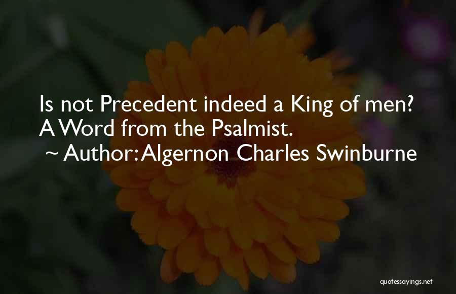 Algernon Charles Swinburne Quotes 959956