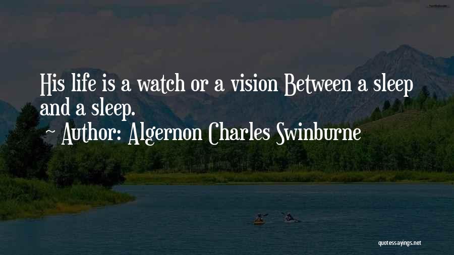 Algernon Charles Swinburne Quotes 988102