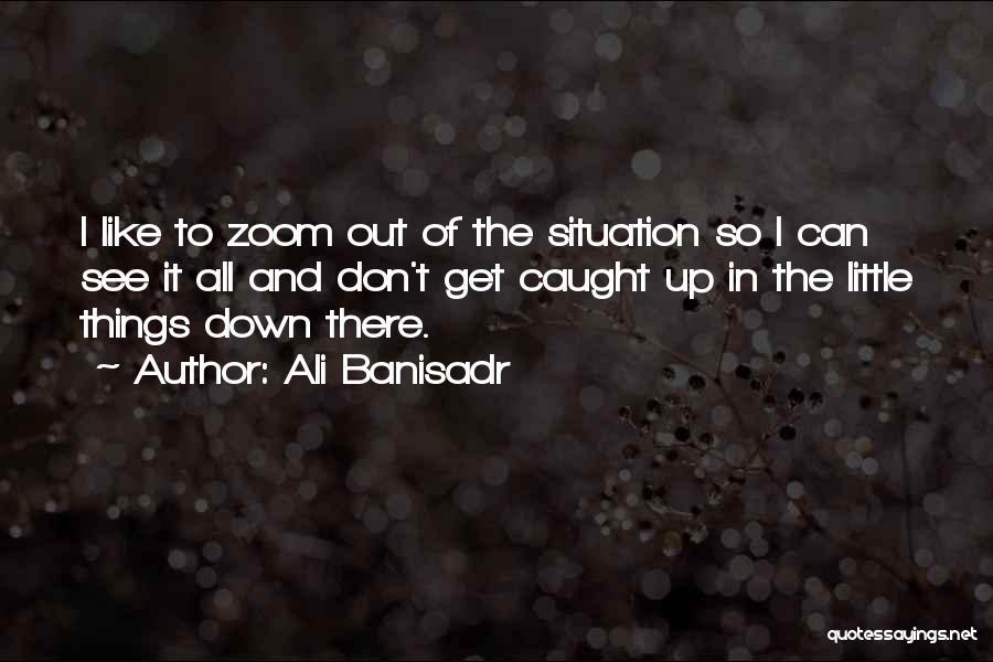 Ali Banisadr Quotes 711008