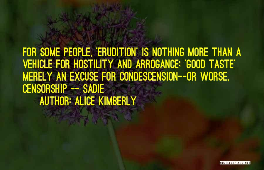 Alice Kimberly Quotes 1870143