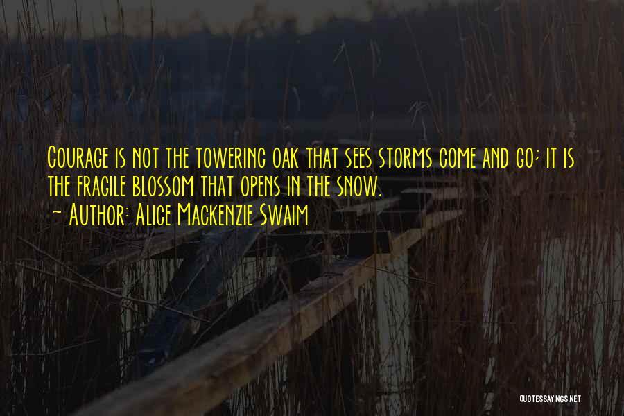 Alice Mackenzie Swaim Quotes 1854611