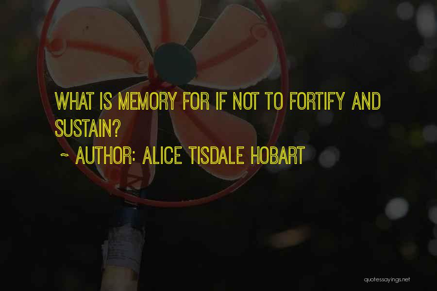 Alice Tisdale Hobart Quotes 1681153