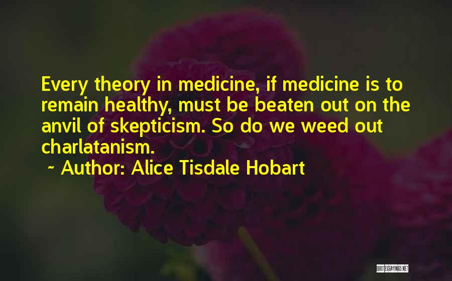 Alice Tisdale Hobart Quotes 1983455