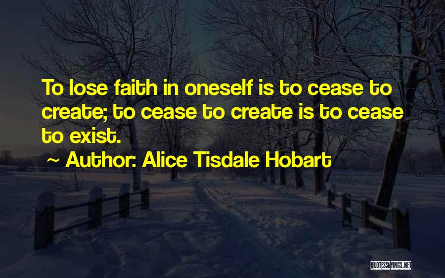 Alice Tisdale Hobart Quotes 2090259