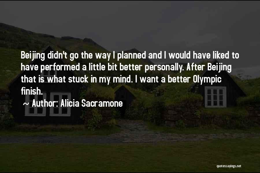 Alicia Sacramone Quotes 1227001